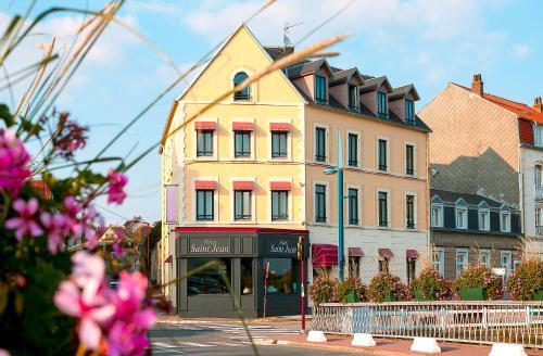 Saint Jean : Hotel near Offrethun