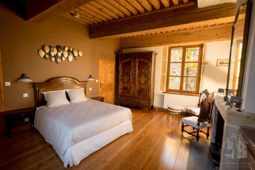 Le Relais Des Dames : Bed and Breakfast near Curis-au-Mont-d'Or