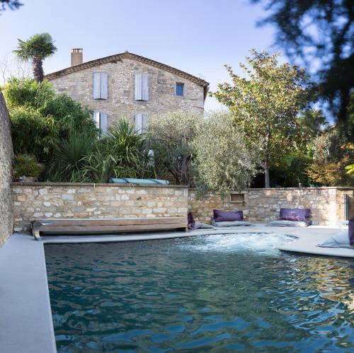 Hostellerie Le Castellas - Les Collectionneurs : Hotel near Collias