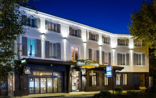 Best Western Le Comtadin : Hotel near Carpentras