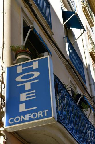 Hôtel Confort : Hotel near Béziers