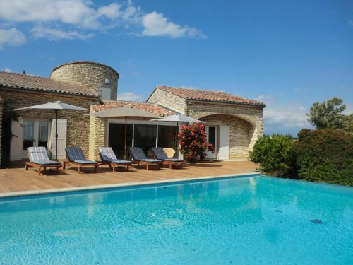 La maison de Inna : Guest accommodation near Buoux