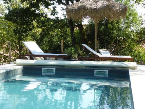 Lirone : Guest accommodation near Chenaud
