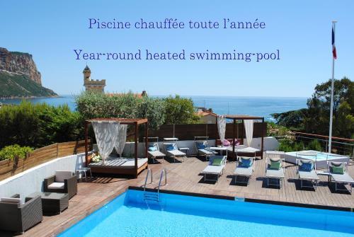 Best Western Hôtel La Rade : Hotel near Cassis