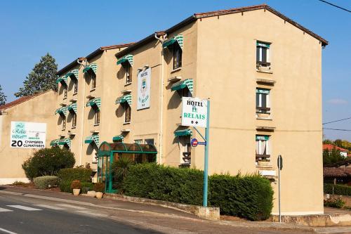 Hôtel Le Relais : Hotel near Tourrenquets