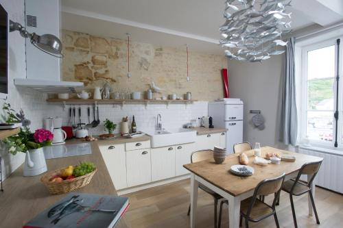 L'Esprit du Port : Apartment near Port-en-Bessin-Huppain