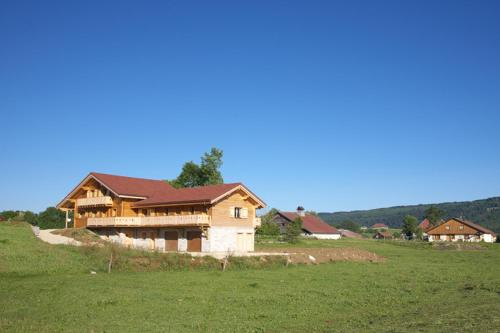 Chambres d'hôtes - Les Dolines : Bed and Breakfast near Voires