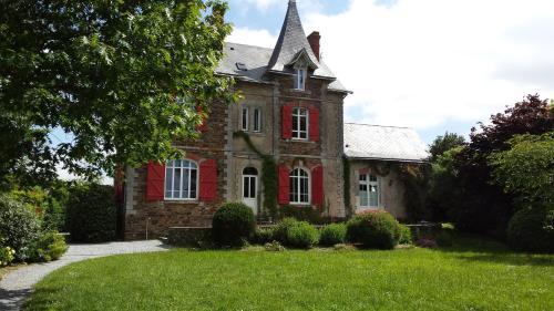 La Clef Du Bonheur : Bed and Breakfast near Saint-Julien-de-Concelles