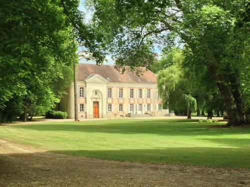 Abbaye de Vauluisant : Bed and Breakfast near Marsangy