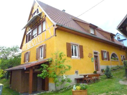 Gîte Schlitteur Et Sapiniere : Guest accommodation near Wildersbach