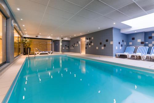Lagrange Apart'Hotel Strasbourg Wilson : Guest accommodation near Schiltigheim