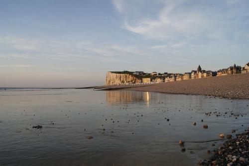 Résidence les Charmettes : Apartment near Mers-les-Bains