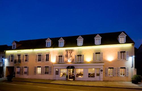 Hotel The Originals de la Paix Beaune (ex Qualys-Hotel) : Hotel near Vignoles