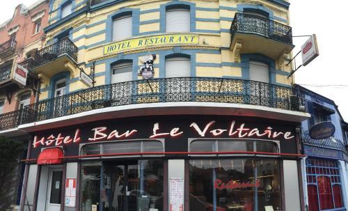 Le Voltaire : Hotel near Verton