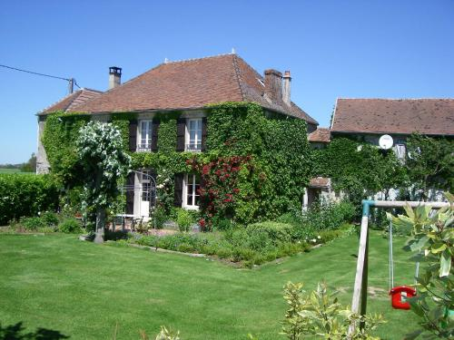 La Ferme Le Merger : Bed and Breakfast near Chartronges