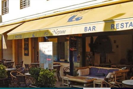 Le Neptune : Hotel near Soulac-sur-Mer