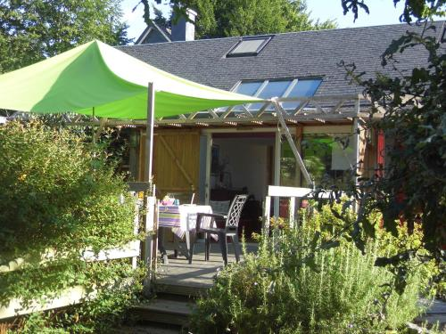 Le Clos du Fail : Guest accommodation near Saint-Malon-sur-Mel