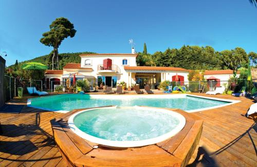 B&B Val D'azur : Bed and Breakfast near Carqueiranne