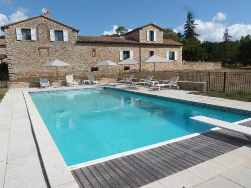 Domaine Notre Dame : Guest accommodation near Saint-Martin