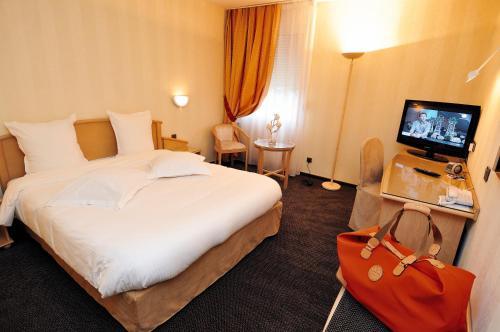 Best Western Plus Lafayette : Hotel near Épinal