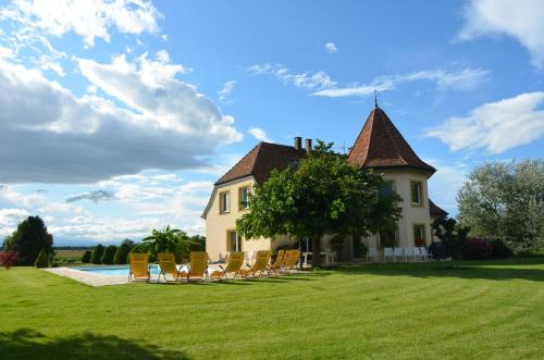 Domaine Thierhurst B&B : Bed and Breakfast near Blodelsheim