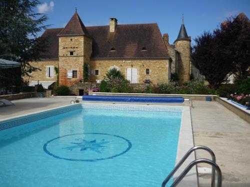 Domaine Le Magnolia : Guest accommodation near Bouzic