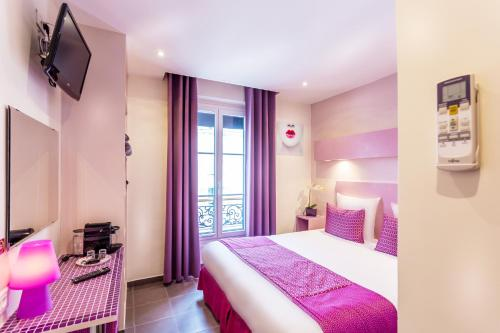Pink Hotel : Hotel near Charenton-le-Pont