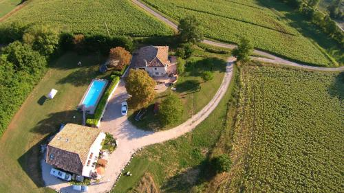 La Perle du Lot : Bed and Breakfast near Montfermier