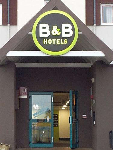 B&B Hôtel LE MANS Nord 1 : Hotel near Beaumont-sur-Sarthe