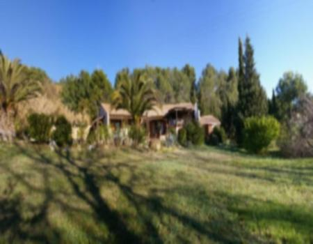 Schwanenvilla : Bed and Breakfast near Argens-Minervois
