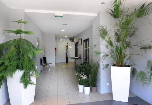 Résidence Hoteliere Du Havre : Guest accommodation near Le Havre