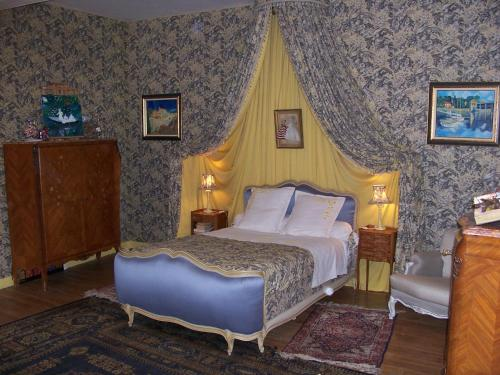 Le Jardin des Fables : Guest accommodation near Saint-Agnan
