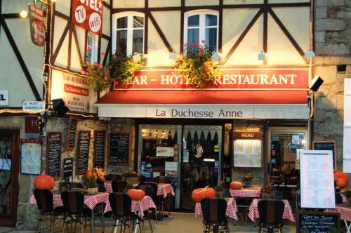 Duchesse Anne : Hotel near Saint-Maden
