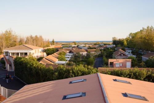 Lodges Méditerranée : Guest accommodation near Valras-Plage