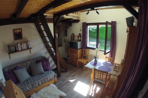 Les Studios du Mont Blanc - Cristalliers : Apartment near Les Houches