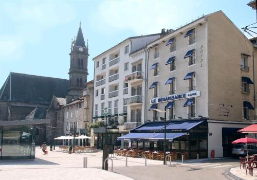 Le Renaissance : Hotel near Aurillac