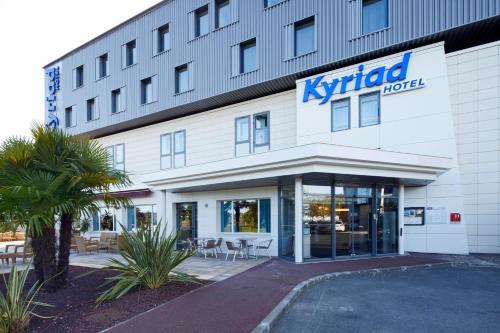 Kyriad Bordeaux Bègles : Hotel near Lignan-de-Bordeaux