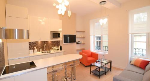 Appart' Croix Paquet : Apartment near Lyon 4e Arrondissement