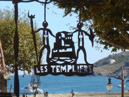 Hôtel des Templiers : Hotel near Collioure