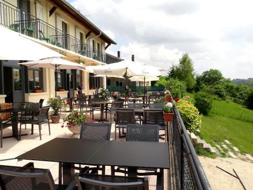 Hostellerie de l'Abbaye : Hotel near La Chapelle-Felcourt