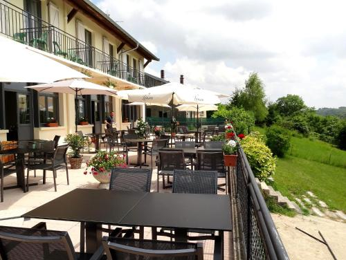 Hostellerie de l'Abbaye : Hotel near Courtémont