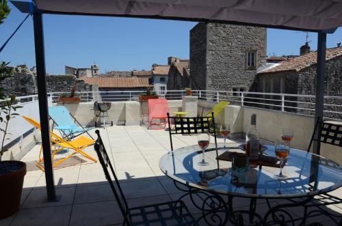 Constantin - Les Maisons de Vincent : Apartment near Arles