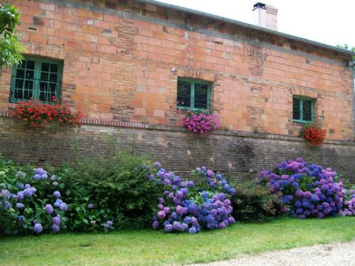 Le Relais De La Briquetterie : Guest accommodation near Sanxay
