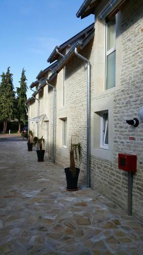 Hotel de la Gare : Hotel near Fierville-Bray
