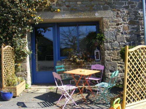 Chambres A La Ferme : Guest accommodation near Tinténiac