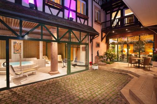 Hotel Ribeauville Hotels Near Ribeauville 68150 France