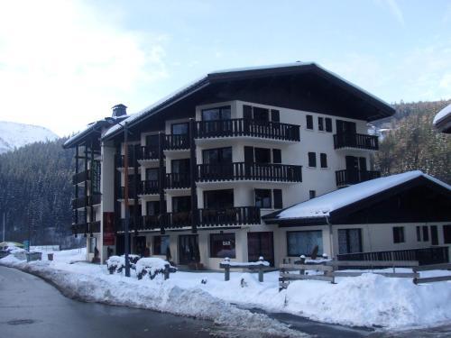 Maeva Particuliers Résidence Les Balcons d'Anaïte : Apartment near Les Houches