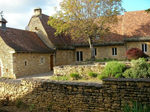 Le logis de Contie : Guest accommodation near Jayac