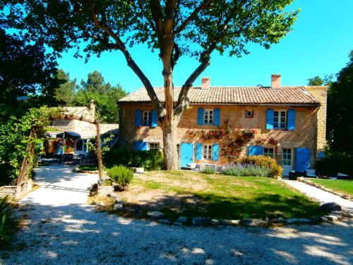 Le Mas de Fanny : Hotel near Réauville