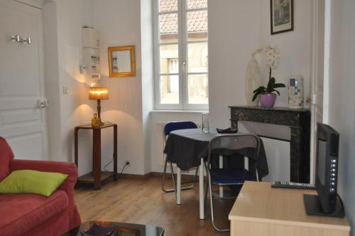 L'appartement d'Aymar : Apartment near Aubigny